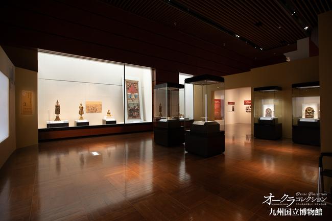 九州国立博物館のオークラコレクション展